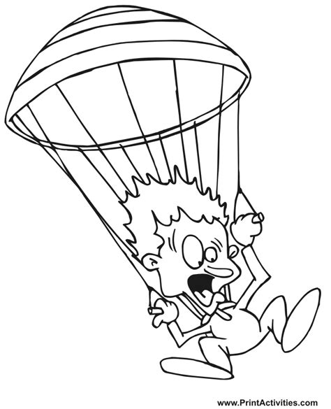 Parachute Coloring Pages Parachute Coloring Pages Az Coloring Pages by Parachute Coloring Pages