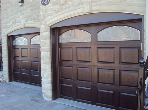 Overhead Door Styles Architectural Style Of Your Home And Garage Door Styles