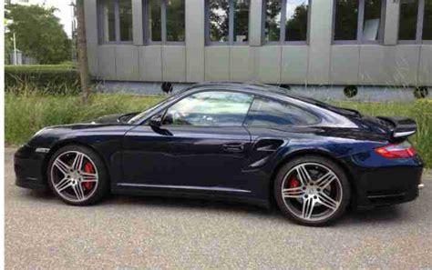 Porsche 997 Turbo Technische Daten by Porsche 911 Turbo 997 Nachtblau Wie Neu Top Porsche Cars