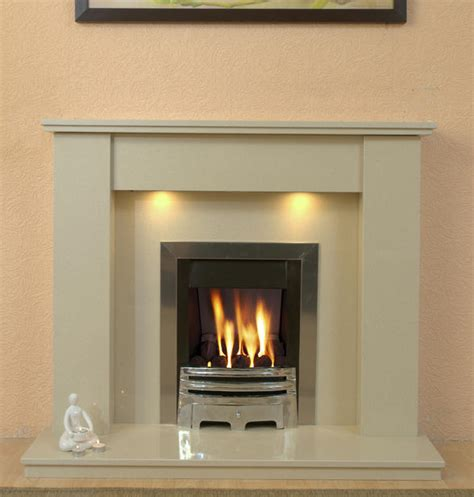 Lights Fireplace by Trent Marble Fireplace Surround Lights Fires