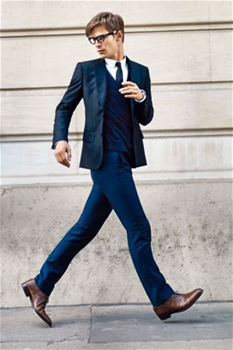 if i wear a navy suit brown shoes light blue shirt and a 78 images about brown shoes navy blue suits on pinterest
