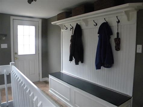 Entryway Coat Hooks 22 Attractive And Functional Mudroom Designs Page 2 Of 5