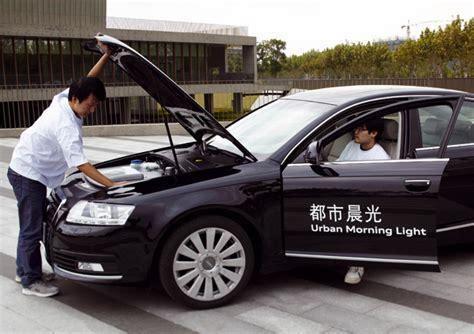 Audi A6 Langversion by Audi In China Entwicklung Des Audi A6 Langversion Mit