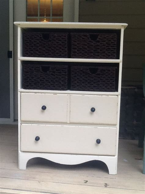 repurposed dresser for the home