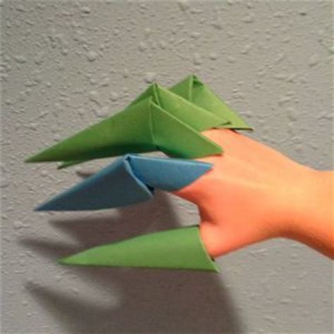 How To Make A Origami Claw - origami divers 227 o and tutorial fa 231 a voc 234 mesmo on