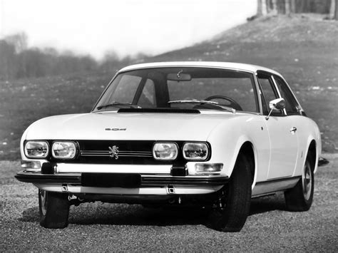 1969 74 Peugeot 504 Coupe Classic R Wallpaper 2048x1536