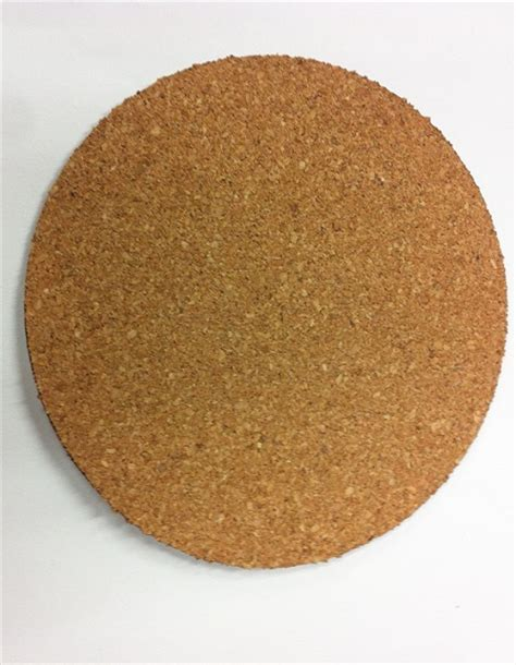 cork circles with adhesive 3 3 4 quot x 1 16 quot pack of 50 jelinek cork