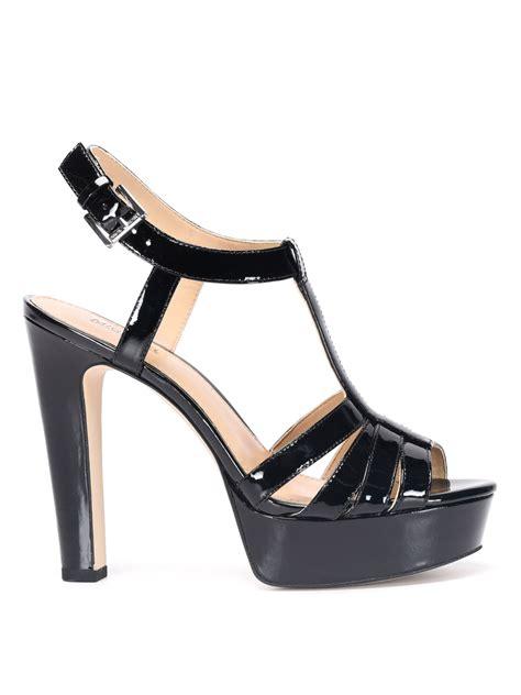 michael kors patent leather sandals patent leather sandals by michael kors sandals