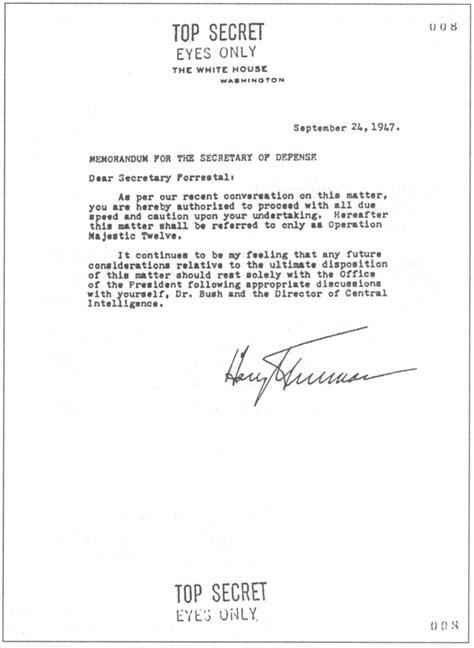 Memo Template With Signature Reality Truman Signature