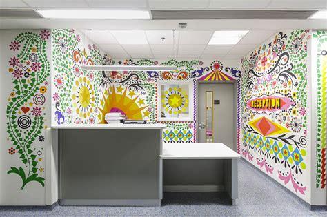 designboom vital arts 15 artistas colaboran para hacer un hospital infantil de