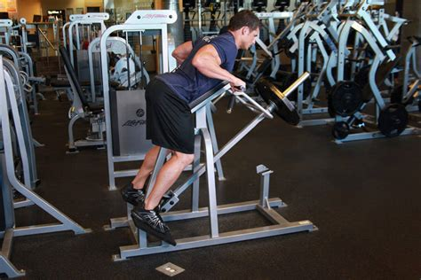 t bar row bench lying t bar row exercise guide and video