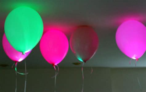 Light Up Balloons by Light Up Your With Led Balloons Brit Co