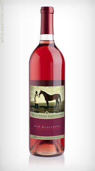 belle meade plantation winery red muscadine tennessee