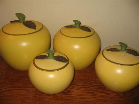 apple canisters for the kitchen 41 best images about canister sets on pinterest mixing