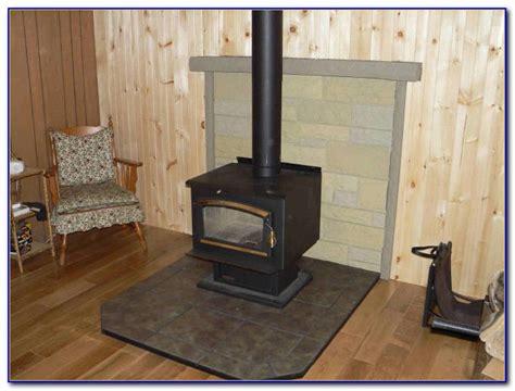 wood floor protection wood stove floor protection ideas flooring home design