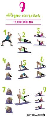 best 25 oblique workout ideas on abs and
