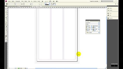tutorial in design youtube tutorial adobe indesign repaso general e introducci 243 n