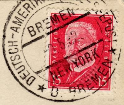 global philately: trans atlantic mail in the age of steam