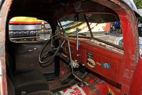 Rat Rod Interior wtin turbo rat rod truck interior cars interior
