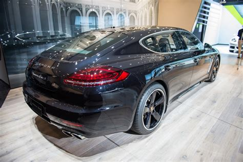 porsche panamera exclusive 2015 porsche panamera turbo s executive exclusive series