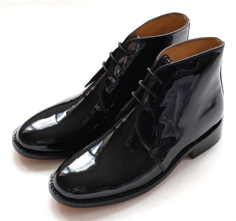 george boots george boots patent leather the marching band shop