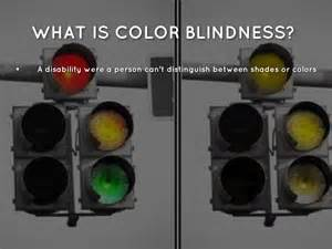 how is color blindness diagnosed color blindness powerpoint by elizabeth