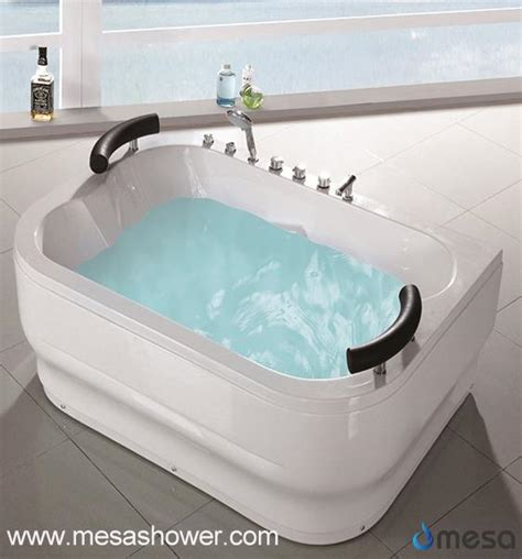 china extra large rectangular double whirlpool massage bath tub manufacturers  suppliers
