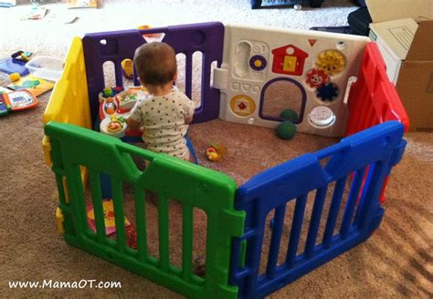 colorful baby gate try using baby play gates instead of baby equipment