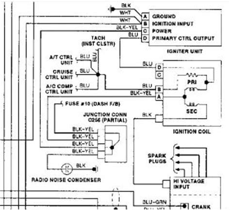 93 honda accord starter relay wiring diagram get free