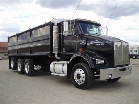 2000 kenworth t800 for sale used 2000 kenworth t800 grain silage truck for sale