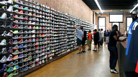sneaker store new york sneaker stores supreme atmos flight club and more