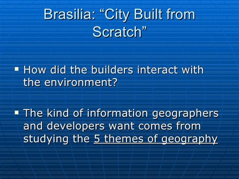 five themes of geography miami florida introduction to world cultures 5 themes