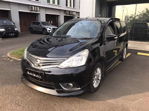 Nissan Grand Livina At 2014 2014 nissan all new grand livina hws a t sold