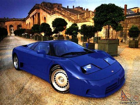 old bugatti bugatti eb110 car classics