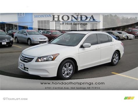 2012 honda accord colors 2012 taffeta white honda accord se sedan 60289823