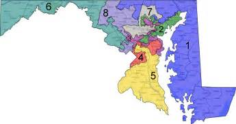 no maryland is not the most gerrymandered state there is