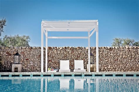 frigerio tende da sole aluminium pergola with adjustable louvers ondula by
