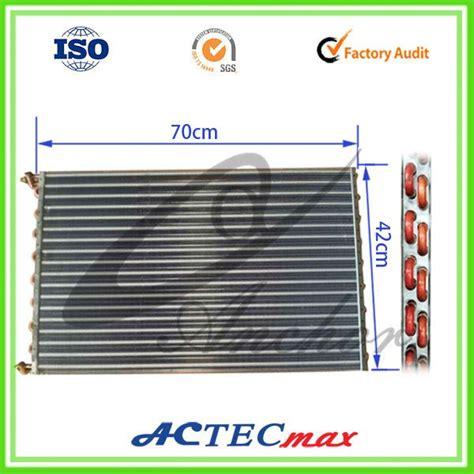 universal auto air conditioner condenser coil coowor