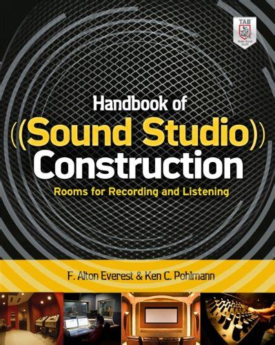 home recording studio design book how to build a small budget recording studio from scratch