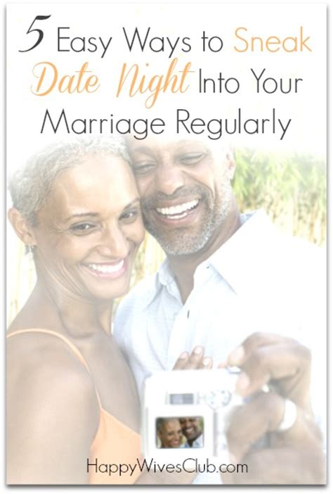 5 Easy Ways To Win The Marital Money Wars by 5 Easy Ways To Sneak Date Into Your Marriage