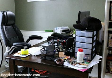 Budget Friendly Tips On Organizing Your Home Office How To Organize Office Desk