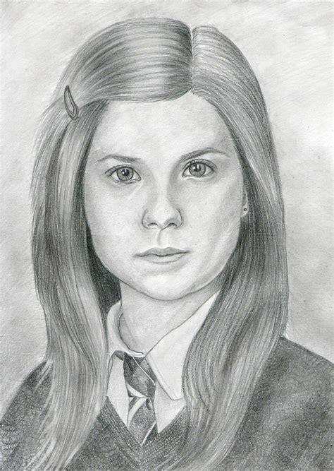 Ginny weasley by Ichuarraquax on DeviantArt