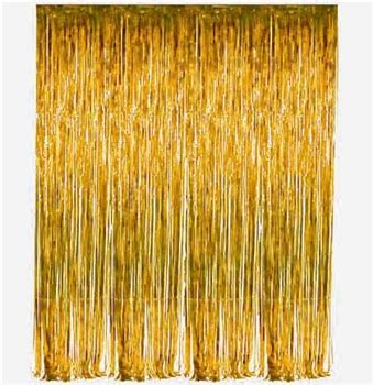 gold fringe curtain gold fringe curtain sweet 16 party decorations supplies