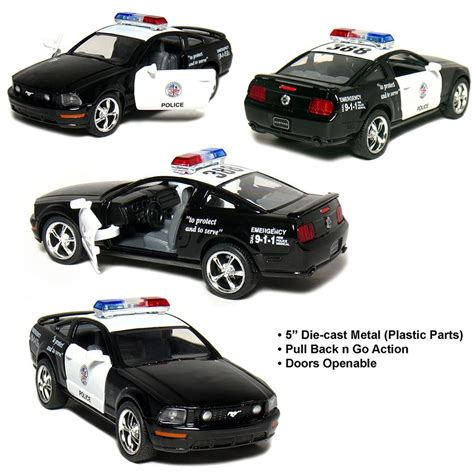 Diecast Kinsmart Ford Mustang Gt new 5 quot kinsmart 2006 ford mustang gt car diecast