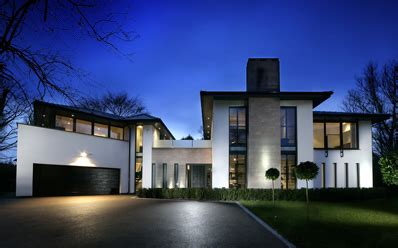 best home design in uk lux modern house shortlisted for the northern design