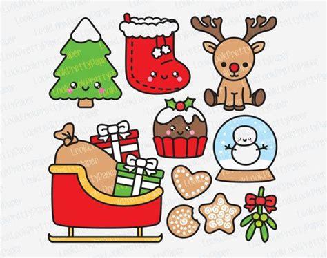 imagenes de arboles de navidad kawaii 1563 best christmas illustration images on pinterest