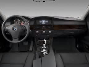 2008 bmw 5 series cockpit interior photo automotive