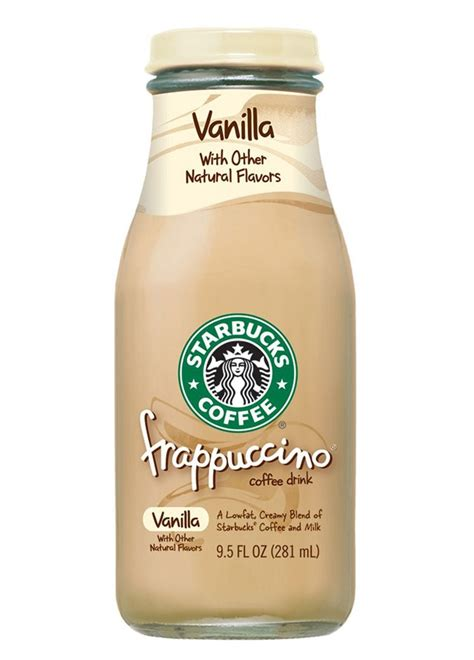 Starbucks Vanilla Frapuccino Coffe eat this not that foods with added sugar eat this not that
