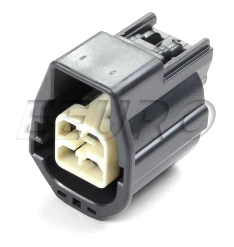 9168888 genuine volvo electrical connector housing 4