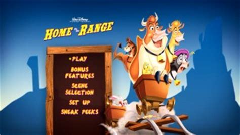 home on the range review dvd combo